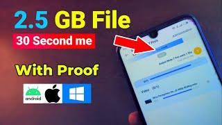 सुपर ऐप का उपयोग करके फ़ाइलें भेजने के लिए 316mb टर्बो स्पीड | फ़ाइल शेयर भारतीय ऐप | फ़ाइल साझाकरण ऐप android screenshot 2
