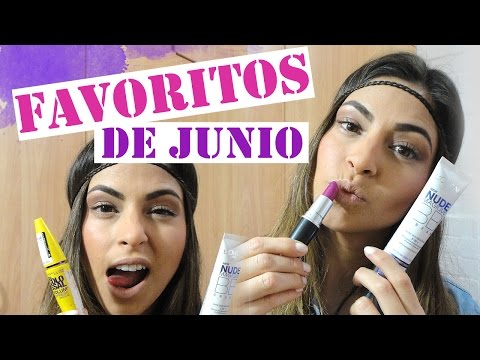 ♥ Mis favoritos de Junio ►Perú ◄ mini compras / June favorites ♥
