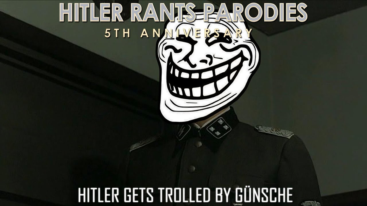 Hitler gets trolled by Günsche