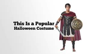 California Costumes Brave Roman Gladiator Adult Costume