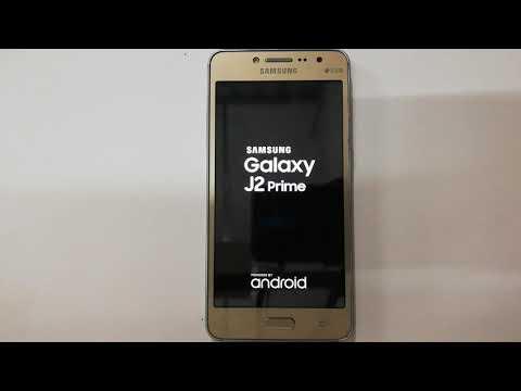 วิธีรีเซ็ตเครื่อง Samsung J2 Prime  G532  ลืมรหัสเข้าเครื่อง ตั้งค่าโรงงาน