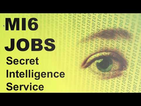 MI6 Jobs - Explore Secret Intelligence Service Careers