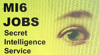 MI6 Jobs - Explore Secret Intelligence Service Careers