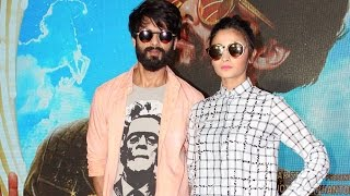 Why Alia and Shahid were confused ?