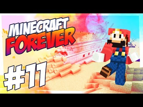 MINECRAFT FOREVER #11- MODDATO ITA - DISPERSI!!!