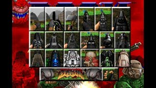 �������� ���� Brutal Doom v21 Beta (PC) - All Weapons Demonstration ������