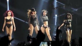 Beyonce offre une soirée coûteuse à son équipe