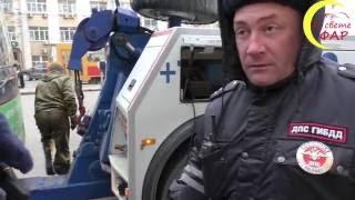 Убегающий полицейский (ЕКБ)