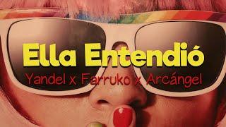 New Songs Like Yandel x Farruko x Arcángel - Ella Entendio Recommendations