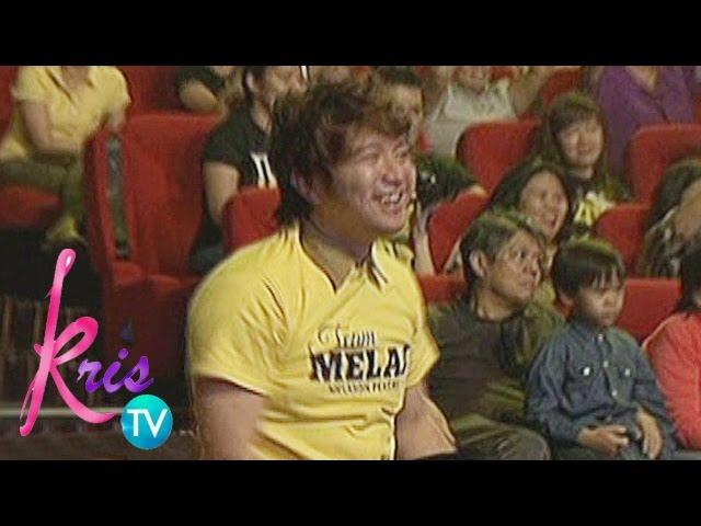 Kris TV: Jason on being Mela's number 1 supporter