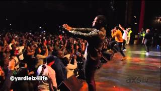 Usher Ludacris Lil Jon Lovers and Friends Live So So Def 20th Anniversary 2013.mp3