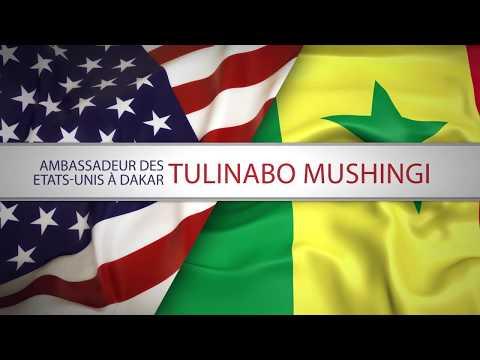 Video de Presentation de l'Ambassadeur Tulinabo S. Mushingi