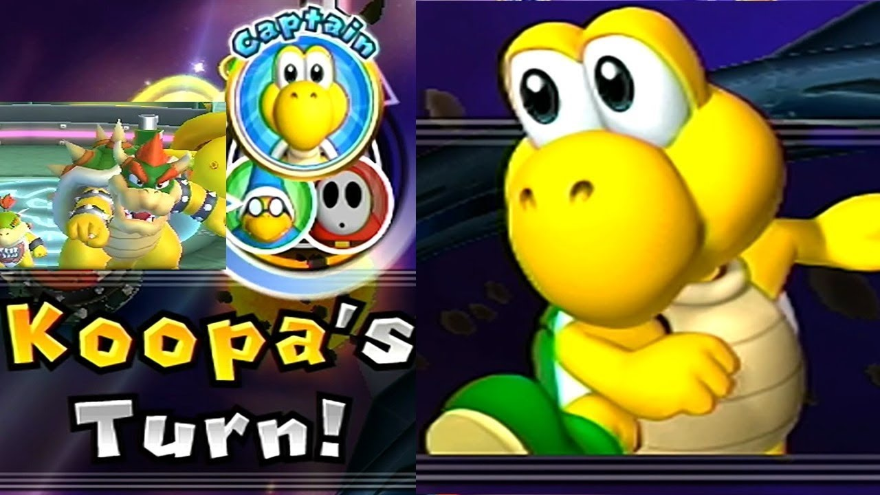 Mario Party 9 Solo Mode 142 Koopa Bowser Station Youtube