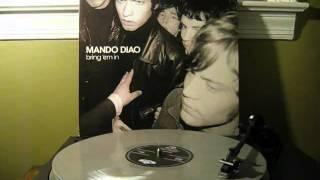 Mando Diao- Motown Blood vinyl