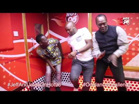 Jeff and Jalas Odi dance Challenge