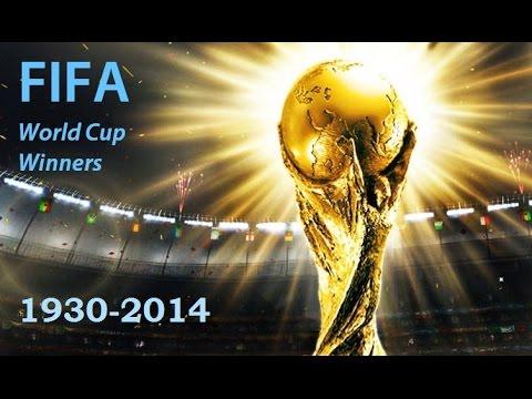 FIFA World Cup Winners 1930-2014