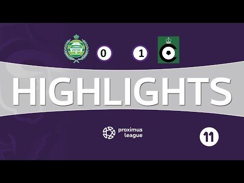 Highlights NL / Lommel - Cercle Brugge 21/04/2017
