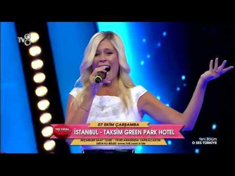 Aida Çayır 'Kalinka'   O Ses Türkiye 5