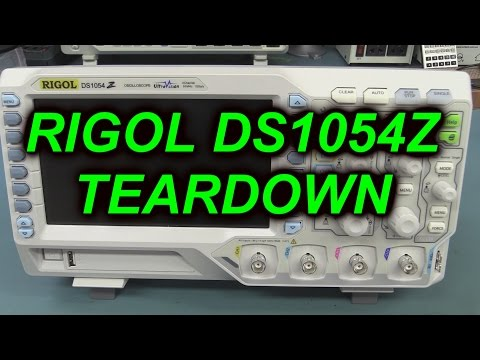 EEVblog #674 - Rigol DS1054Z Teardown
