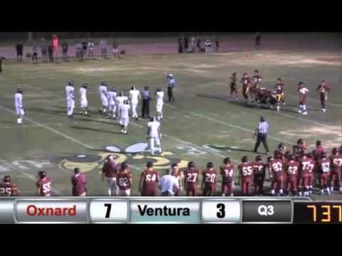 Game of the Week: Ventura vs. Oxnard