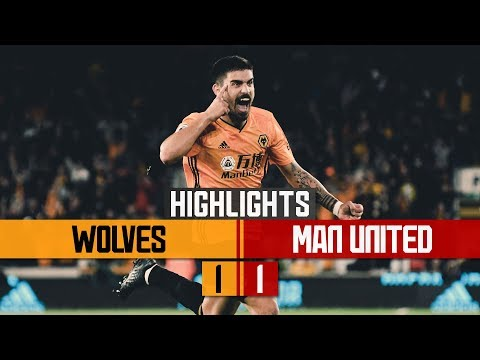 NEVES WONDERGOAL! | Wolves 1-1 Manchester United | Highlights