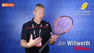 New Burn 100CV Tennis Racquet Overview | Tennis Plaza