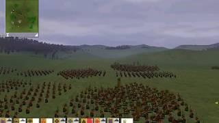 Shogun Total War Historical Campaigns: Mongol Campaign Part 1 Hakata Bay and Fushimi