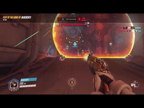 DVA Ult - Team Kill!