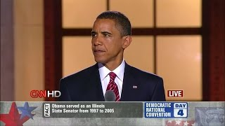 Obama's DNC 2008 Acceptance Speech & Analysis (HD)