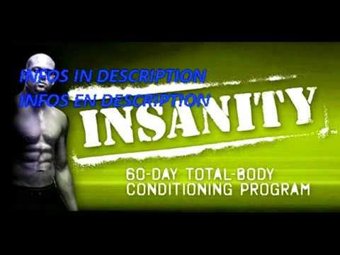 Beachbody Insanity Workout 100% Free