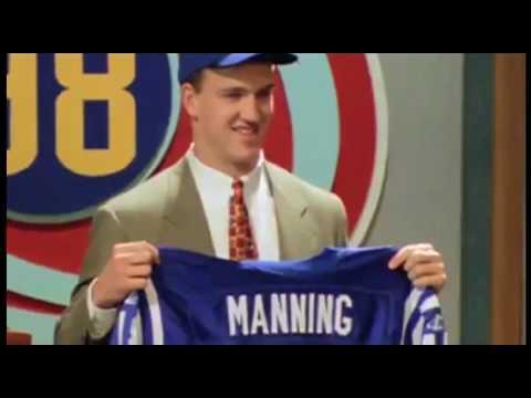 NFL Draft - Peyton Manning (Trey