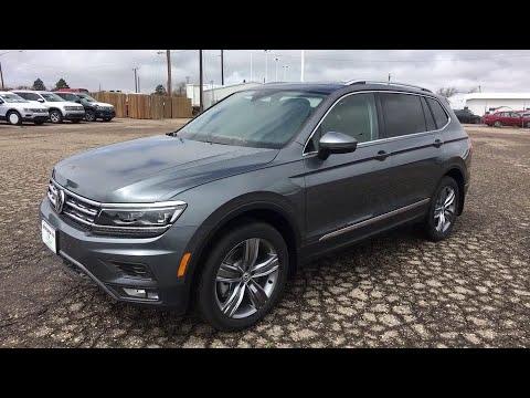 2019 Volkswagen Tiguan Denver, Aurora, Lakewood, Littleton, Fort Collins, CO KM095232