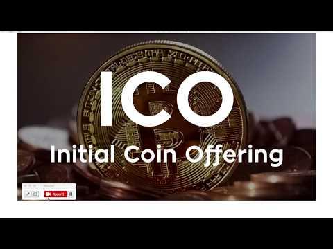 bitcoin wat is een ico en hoe kan je erin investeren uitleg