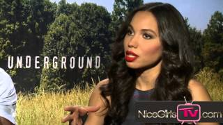 Underground: Jurnee Smollett-Bell & Aldis Hodge On What Brought Them to the series