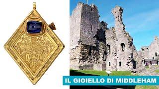 Il Gioiello più PREZIOSO del Medioevo fu trovato per caso fra le Rovine del Castello di Middleham