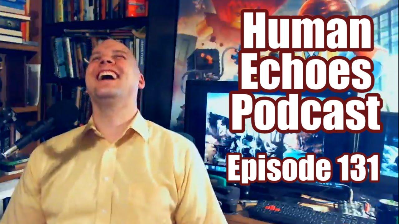 human podcast machine