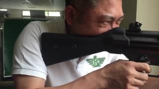 Bolt Swat A4 Tactical test