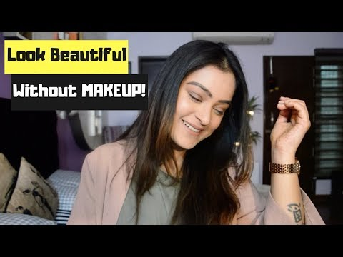 How To: Look Beautiful Without Makeup! | Get Perfect Skin!