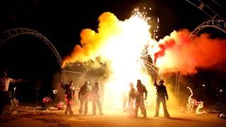 Световое шоу - Кишинев. Лазерное шоу от #fenixfireshow