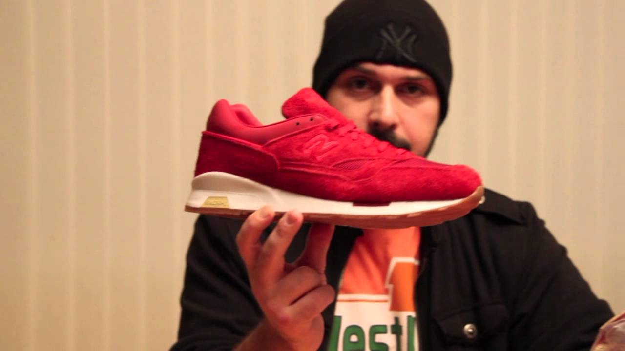 517824f36ece St Alfred x New Balance 1500 - YouTube