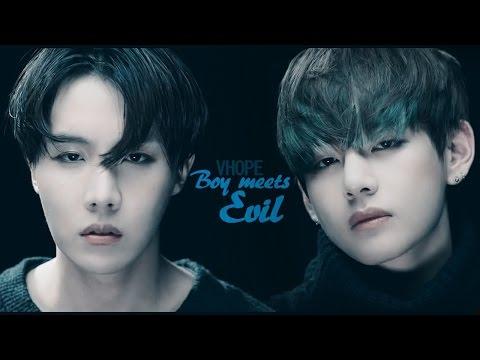 vhope | boy meets evil
