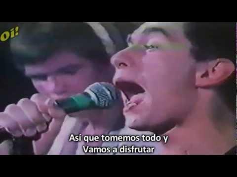 Sham 69 - If The Kids Are United - Subtitulada (HD)