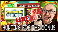 CHUMBA CASINO LIVE | WILD FRUITS BASKET | BONUS HUNT  | ONLINE SLOTS | WIN REAL MONEY