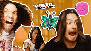 Animating STOP MOTION (Ft. Apartment D) - Ten Minute Power Hour