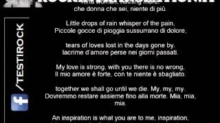 Thank You - Led Zeppelin - Testo e Traduzione