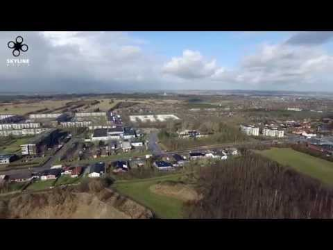 Aalborg Drone Flight Overview