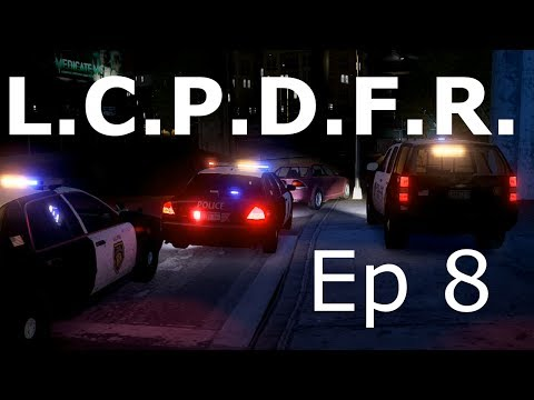 LCPDFR - Episode #8 - Snow Patrol