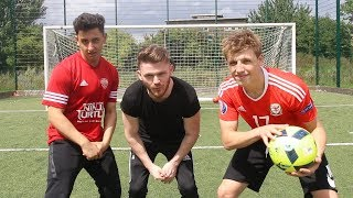FIFA 18 FOOTBALL CHALLENGES!!!