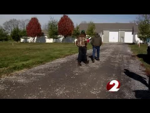 Driveway dispute lands owner out of biz