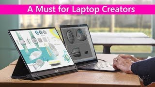 ASUS ZenScreen MB16A Portable USB Monitor REVIEW A Great USB C Second Screen for a Laptop